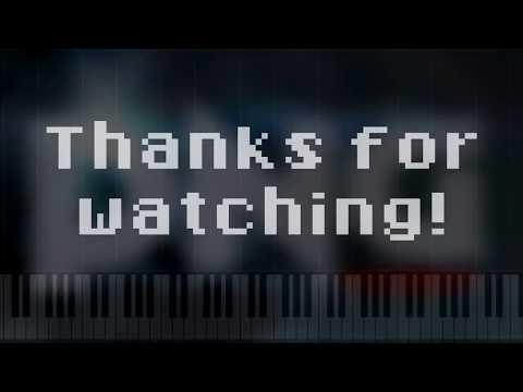 Fingerdash Piano cover 1 HOUR! Geometry Dash 2.1