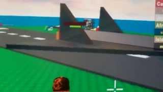 Tacohead5555 Sr71 avion faisant sur roblox.