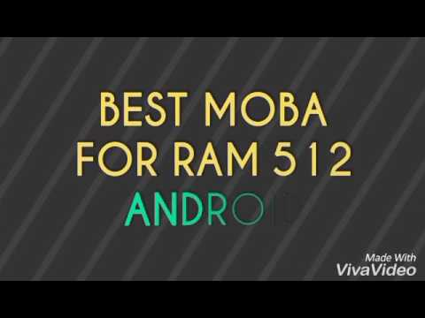 Best Game Moba For Ram 512 Android Youtube