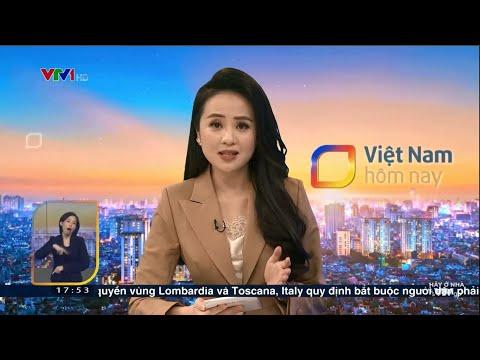Việt Nam Hôm Nay VTV1 17h30 ngày 06/04/2020   Tin tức dịch COVID-19(virus corona) mới nhất