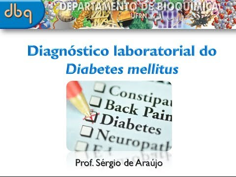 Bioquímica Clínica: Diagnostico laboratorial do diabetes mellitus parte I