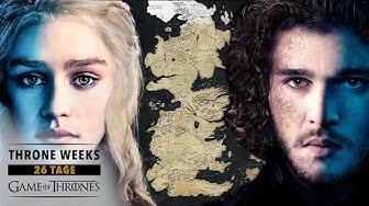 GAME OF THRONES: Die bekannte Welt GENAU ERKLÄRT! | Westeros & Essos
