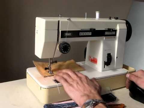 pfaff hobbymatic 807 sewing machine