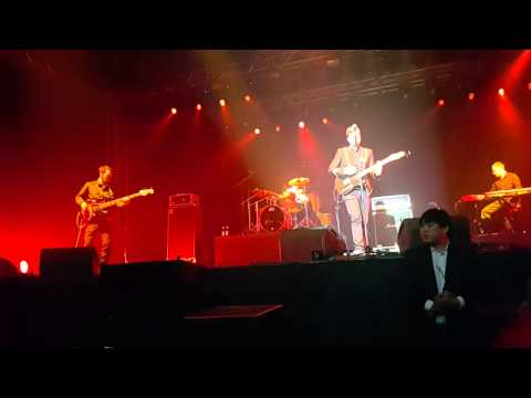Poor Misguided Fool (Starsailor Live At Seoul 2015)