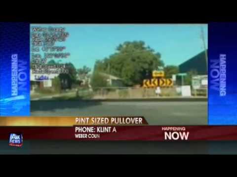 Seven-Year-Old Utah Boy Makes His Getaway From Church