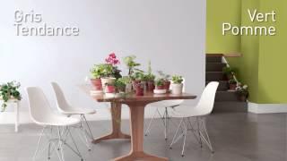 Idée Deco : Peindre et mettre en couleur ses murs avec Dulux Valentine