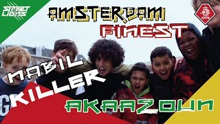 """Amsterdam Finest: Nabil """"KILLER"""" Akaazoun"""