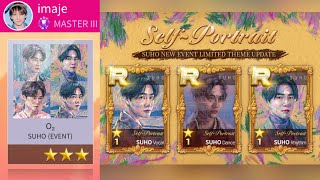 [SuperStar SM] SUHO 'O2' FULL SP 🎐 Hard mode All Perfect gameplay