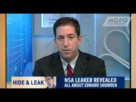 Glenn Greenwald Shuts