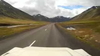Driving Around Iceland - Day 9 - Akureyri to Kerlingarfjöll (F35, Kjölur Route, Highlands)