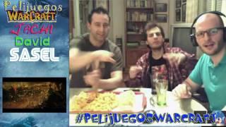 ¡¡¡ESPECIAL PELIJUEGOS WARCRAFT!!! - DIRECTO - Sasel - Cine - Videojuegos - Español - Película