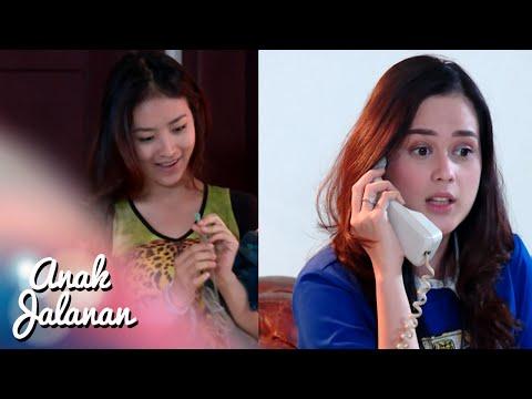 Adriana ketauan bohong telepon papahnya Reva [Anak Jalanan] [24 Nov 2015]