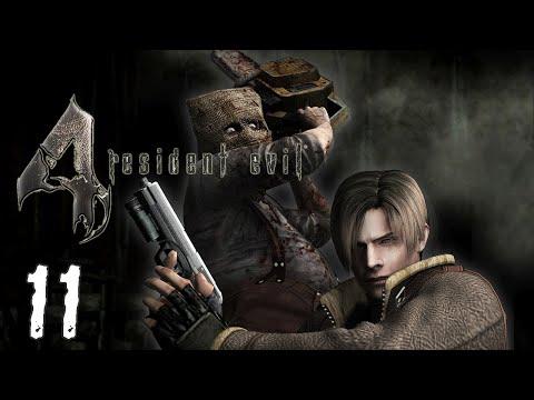 Resident Evil 4 - Part 11, Regenerators Creep Me Out