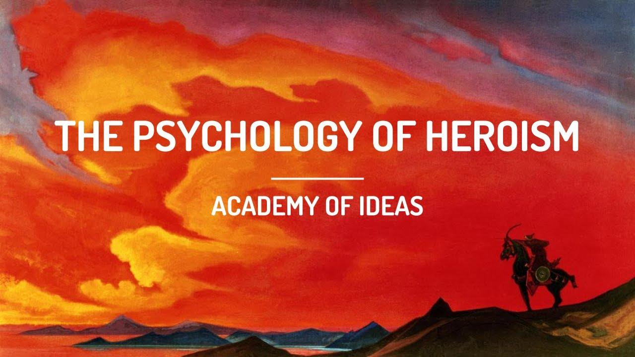 Download The Psychology of Heroism