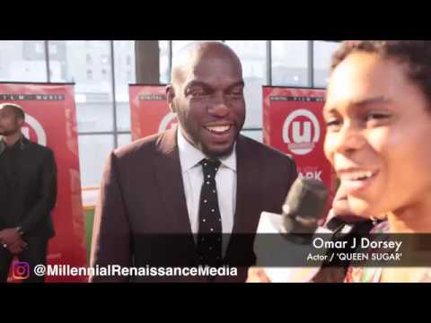 Omar J Dorsey, Hollywood on 'QUEEN SUGAR' gives industry advice!