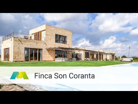 Ferienhaus und Finca Mallorca - Finca Son Coranta