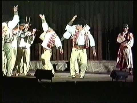 1987 VYCHODNA 8 CIFROVANIE PRED MUZIKOU CIERNY BALOG MOSTAR FROM BREZNO