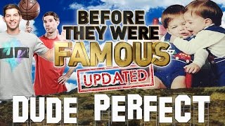 DUDE PERFECT - Before They Were Famous - UPDATED