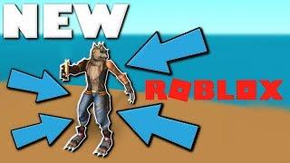 NEW Roblox Rthro Avatar - Teen Wolf! Egg Farm Simulator | SallyGreenGamer