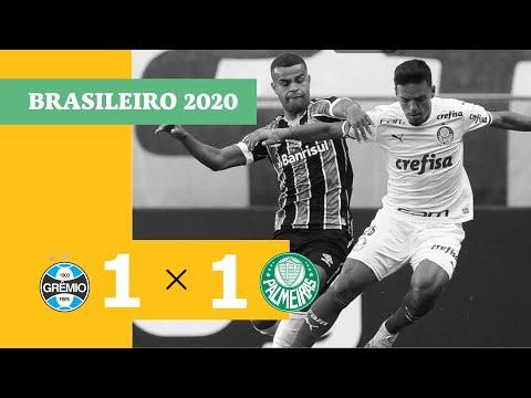 Gremio Palmeiras Goals And Highlights
