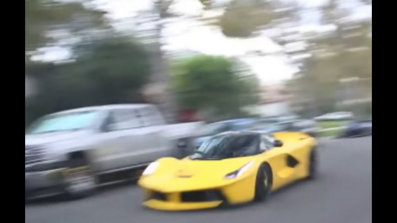 Exotic Cars Street Race Through Beverly Hills Owner Claims