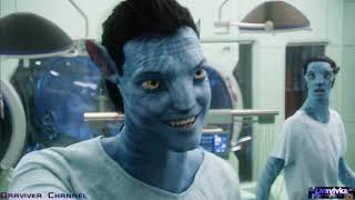 Джейк Переносится в Аватар ... отрывок из фильма (Аватар/Avatar)2009