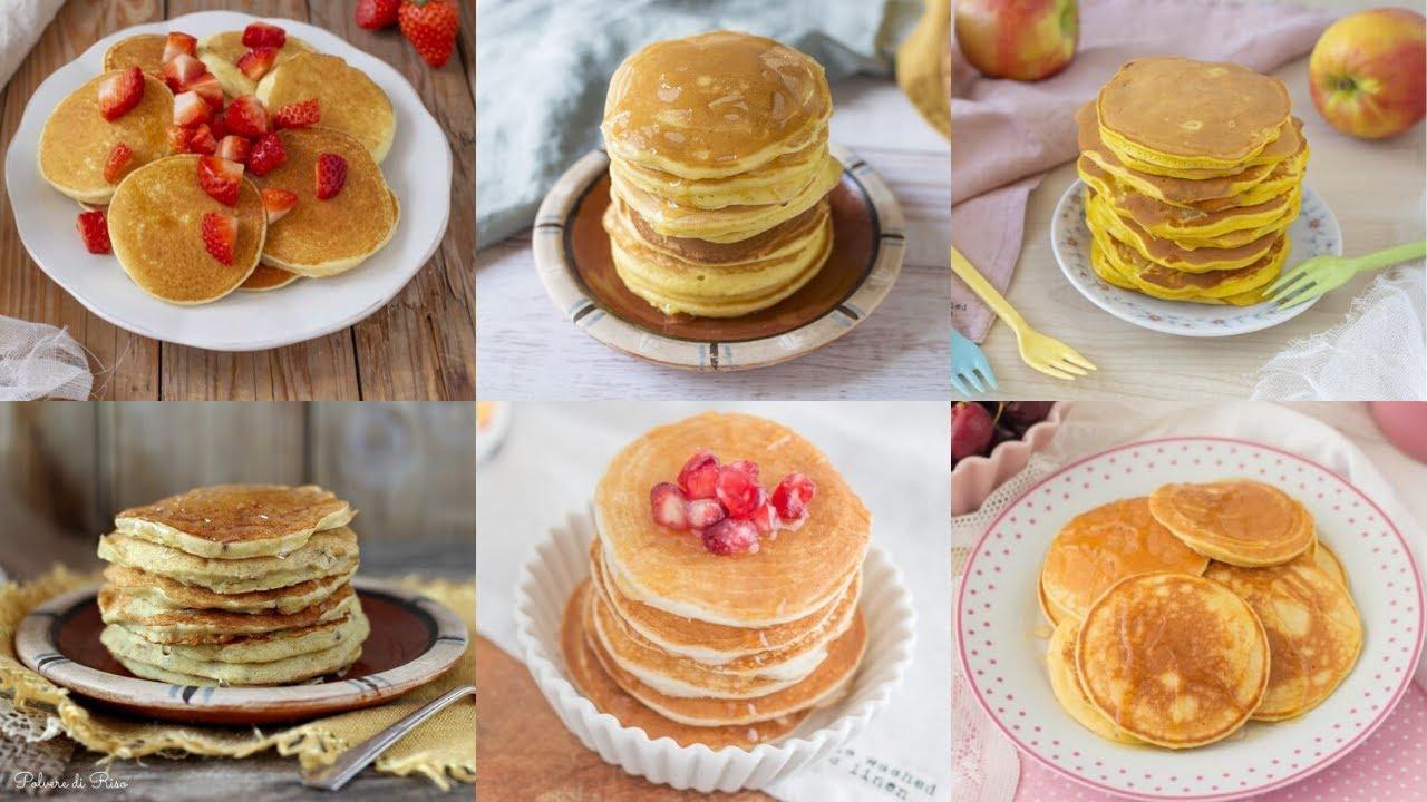 Ricetta Pancake Benedetta Rossi.Pancake Senza Glutine 6 Ricette Facili Fatto In Casa Da Benedetta Rossi