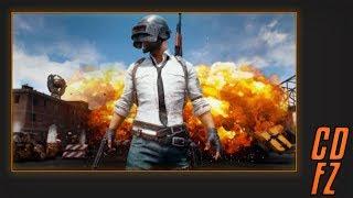PUBG (XboxOne S) - Os tiros não param! Vem com a gente!