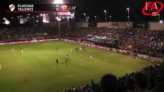 FATV 17/18 Fecha 33 - Platense 3 - Talleres 0