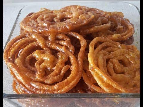 Zoolbia Shirini recipe