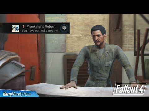 Fallout 4 - Pranksters Return Trophy / Achievement Guide
