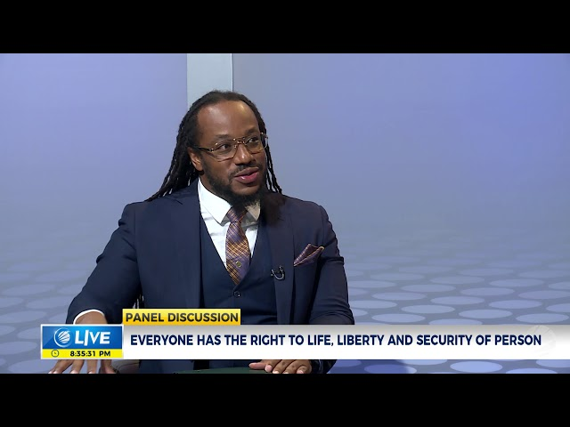 Most Urgent Human Rights Threats To Jamaica and the Jamaican State | Panel Discussion | CVMTV