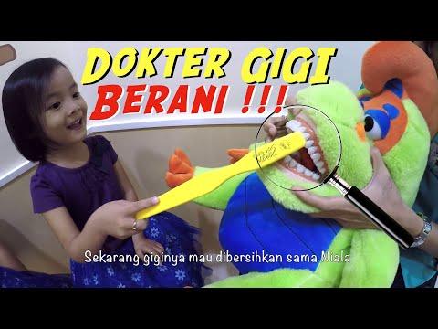 Berani ke Dokter Gigi Anak - Let's dare to the dentist for kids @lifiatubehd