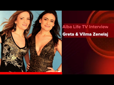 Greta and Vilma's interview with Alba Life TV in Los Angeles!