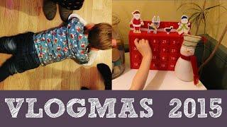 VLOGMAS DAY 1: Advent Calendar Breakdown!