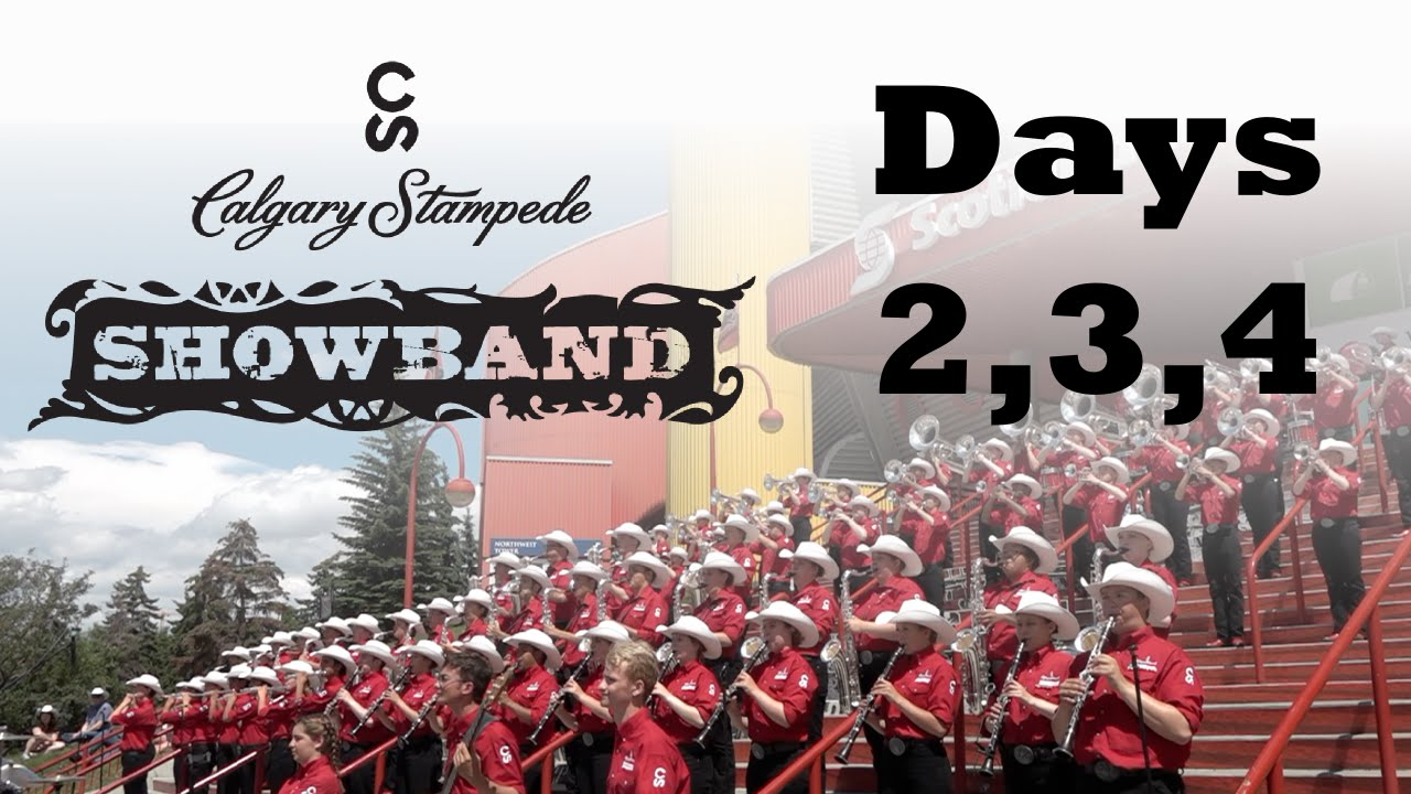 Calgary Stampede 2015 Day 2 3 4 Youtube