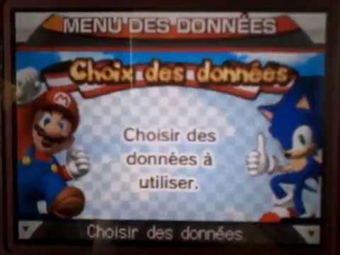 Mario et sonic aux jeux olympiques DS (je n'4i p4s d'idée de titre)