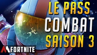 THE NEW COMBAT PAS 3 AND ARRIVÉ ON FORTNITE 265 TOP 1 GO THE 25K