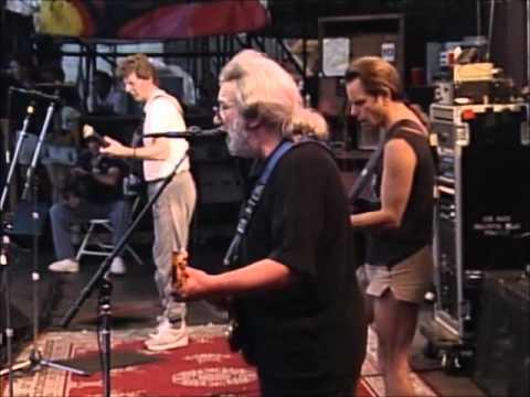 Grateful Dead - Loser 7-7-89
