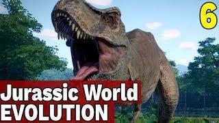 MAMY T-REXA! - JURASSIC WORLD EVOLUTION