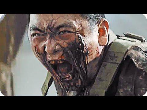 TRAIN TO BUSAN Trailer 2 (2016) Zombie...