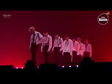 [BANGTAN BOMB] 'FAKE LOVE' Special Stage (BTS Focus) @2018 AAA - BTS (방탄소년단)