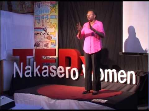 Why your skills are best suited for agri-business | Victoria Sekitoleko | TEDxNakaseroWomen