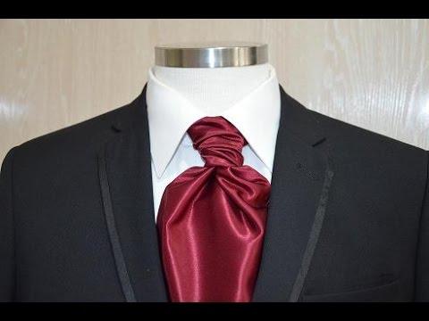 Como hacer nudo de corbata ascot para bodas paso a paso for Pasos para hacer nudo de corbata