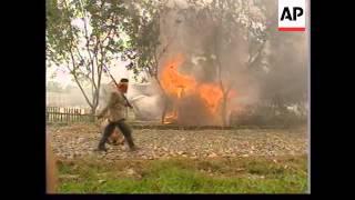 INDONESIA: BORNEO: VIOLENT ETHNIC CLASHES LATEST