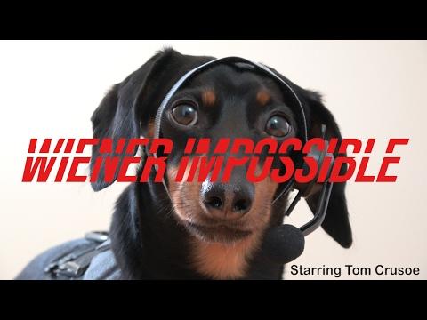 Tom Crusoe in 'Wiener Impossible!'