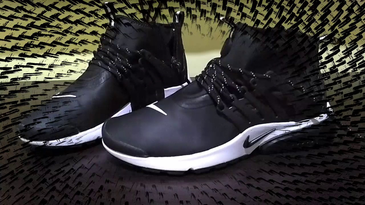 Nike presto high premium made in vietnam HD
