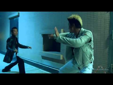 ☯ Donnie Yen Vs Jacky Wu Jing  KillZone SPL Best Fights Ever ☯