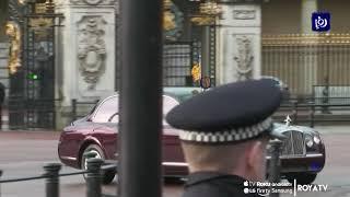 الملكة إليزابيث الثانية تصادق على مشروع قانون بريكست (23/1/2020)