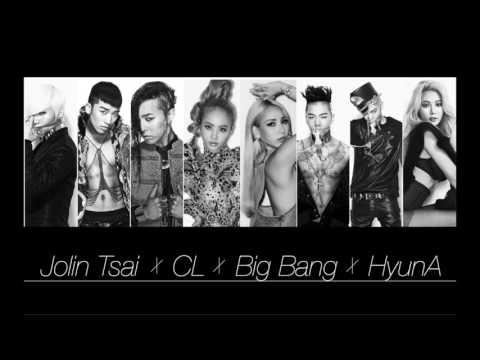 Jolin Tsai x CL x Big Bang x HyunA - Play x MTBD x Good Boy x How's This (Mashup Mix)